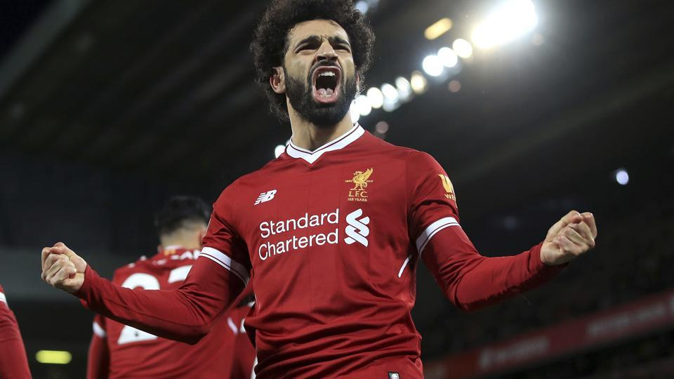 Egypt's Mohammed Salah named African player of the year class=