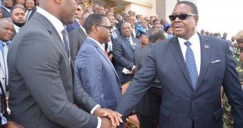 Atupele Muluzi Lazarus Chakwera Peter Mutharika