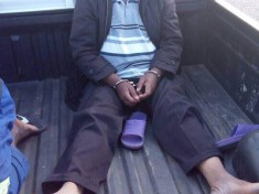 Reverend Father Muhosha