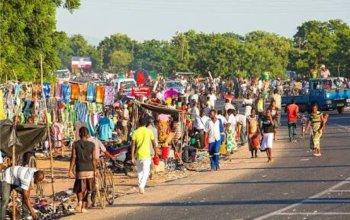 Mponela market