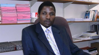 professor Gregory Kamwendo