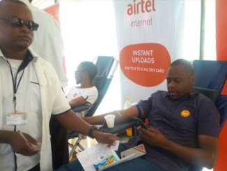 Airtel blood donation