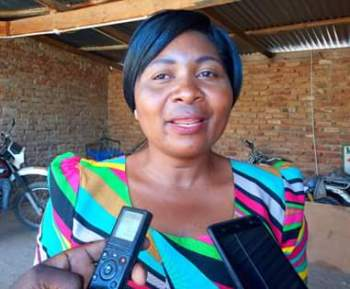 Idah Shaba Tembo