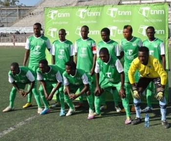 Mzuni players