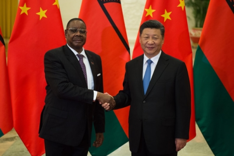China-Malawi Xi Jinping