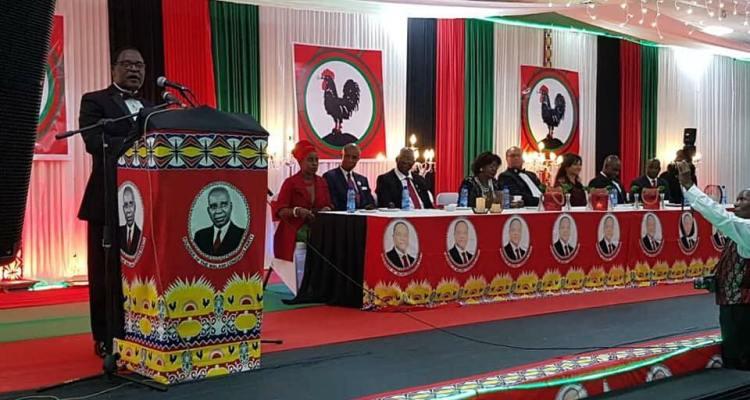 MCP President Chakwera Malawi Leader of Opposition