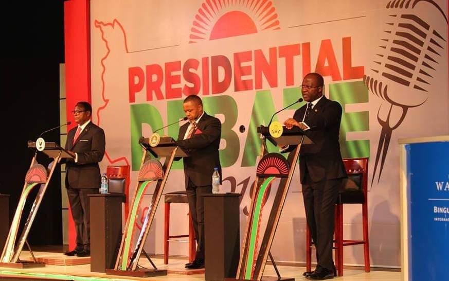 Presidential Debate: Atupele disses Chilima, Chakwera | Malawi 24 ...