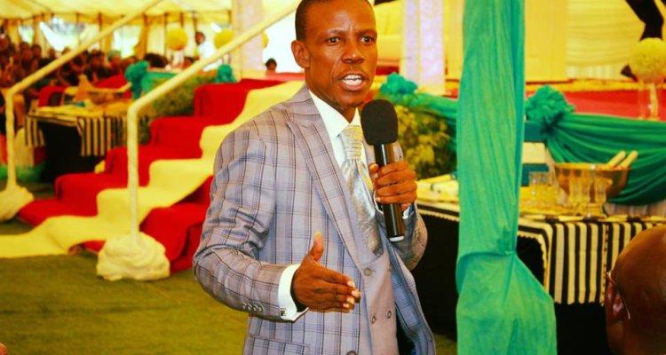 Prophet Mboro Ntate Moporo