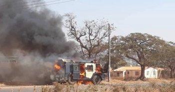 Malawi demos