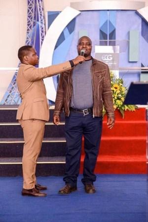 ECG church testimonies Shepherd Bushiri Prophet