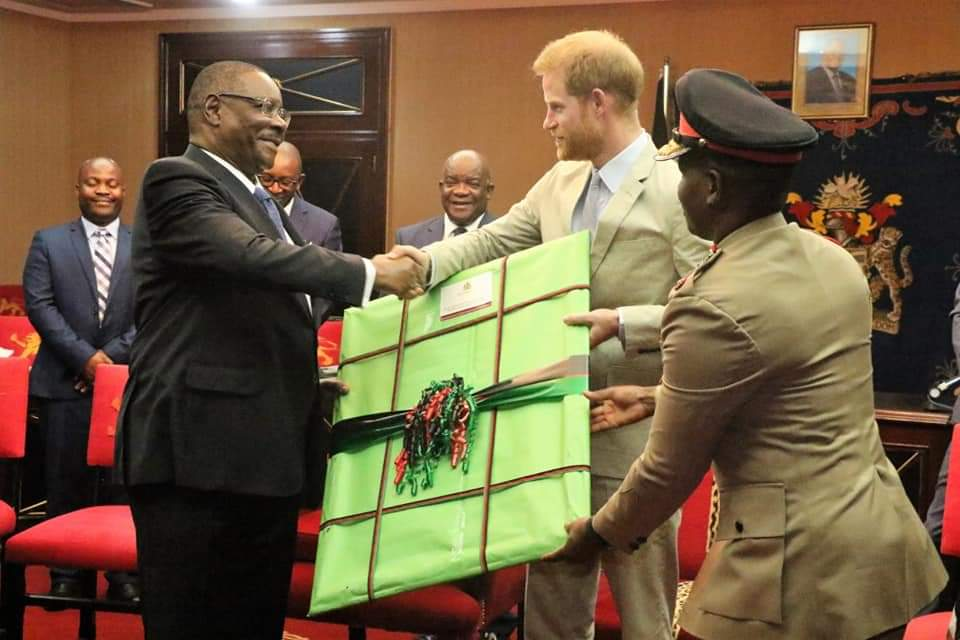 Britain's Prince Harry to join anti-poaching patrol in Malawi