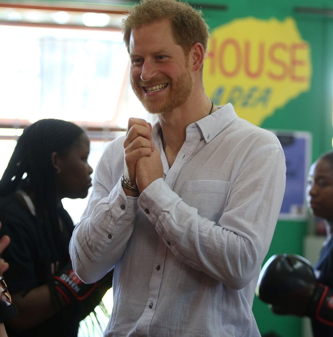 Prince Harry To Guest Edit National Geographic's Instagram Account For #LookingUp Campaign