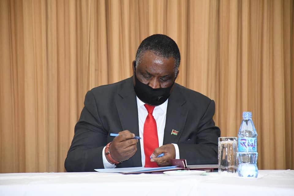 Malawi labour minister Kandodo tests positive for Covid-19 | Malawi 24 -  Malawi news