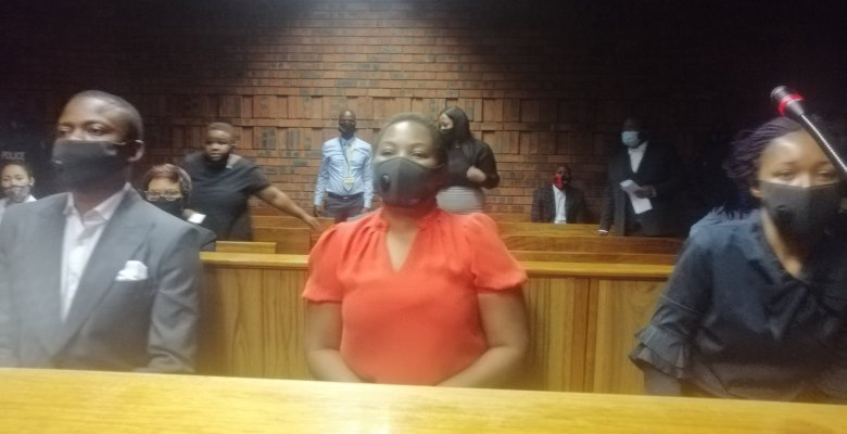 Major 1 Mary Bushiri Money Laundering Fraud