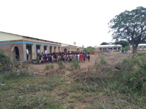 Mufti Abbas primary school in Mangochi
