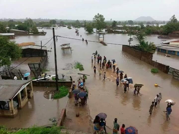 #MalawiFloods