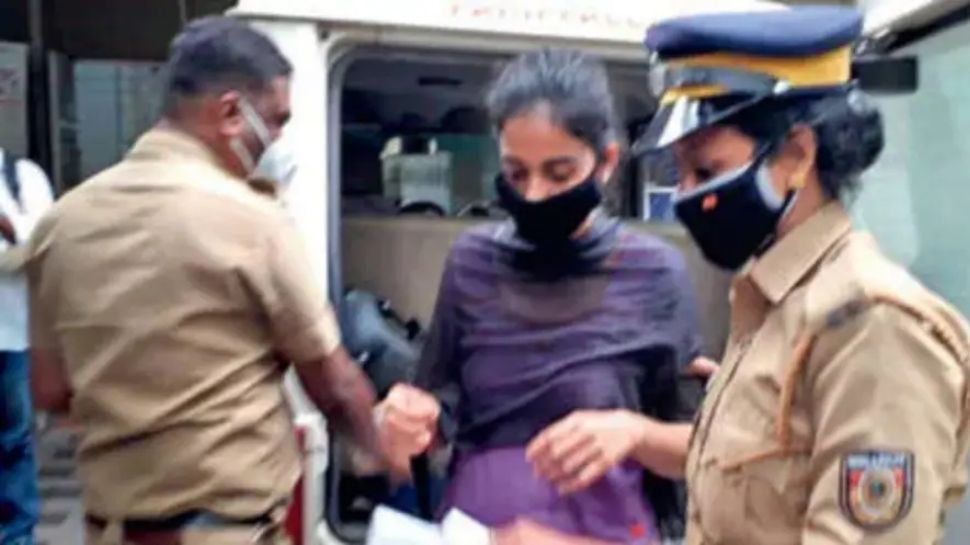 Kalluvathukkal Case Police Found Reshma Facebook friend Reshma Facebook |  Police say they have found Reshma's Facebook friend