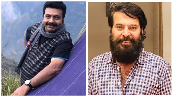 Shammi Thilakan Opens Up He Lend Voice For Mammootty In Sooryamanasam |  Shammi Thilakan replaces Mammootty;  The actor spoke openly about the movie that had that twist that no one understood