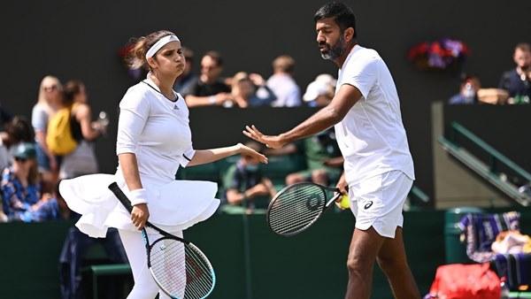 Wimbledon 2021: Novak Djokovic enter Pre Quarter, Sania-Bopanna Pair enter second round in Mixed Doubles    Wimbledon: Sania and Djokovic advance to second round of mixed doubles