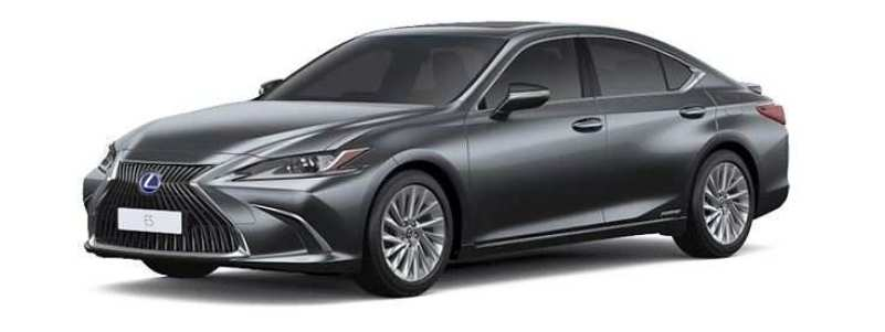lexus es300 hybrid launched in india