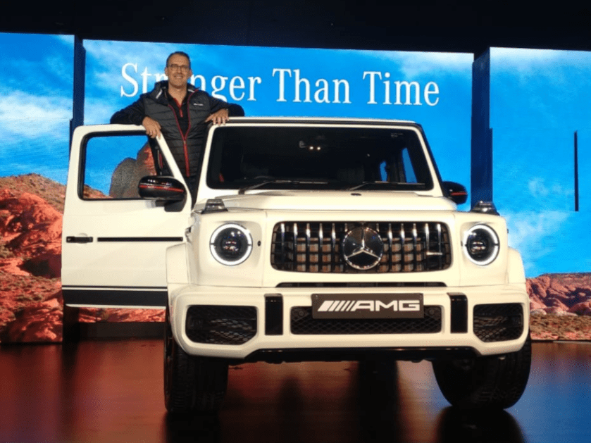 benz g63 amg launched in india at rs 2.19 crore