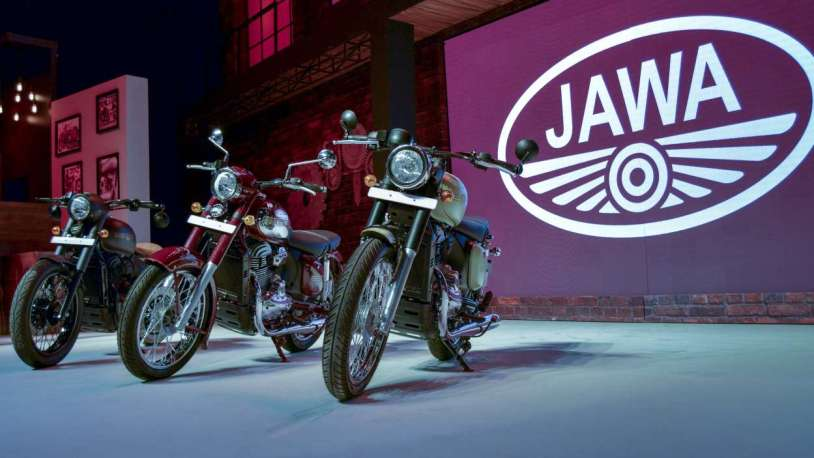 jawa fourty two and royal enfield classic 350 review and comparison