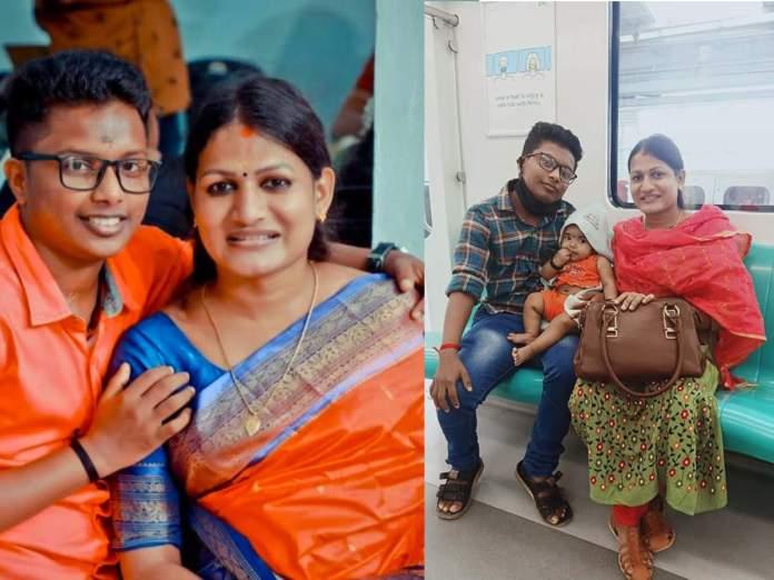 trans couple hrithik tripthi shetty: നന്ദു നിങ്ങളുടെ കുഞ്ഞാണോ; അവസാനം ദുഖിക്കരുതെന്നും അഭിപ്രായം; മറുപടിയുമായി ഹൃത്വിക്! - Samayam Malayalam