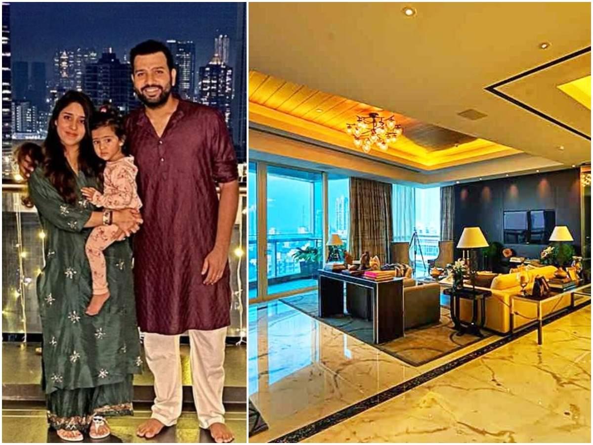 rohit sharma sells lonavala villa: Rohit Sharma's 6329 sq ft house;  Shocking sale price – rohit sharma sells lonavala villa for rs 5.25 crore