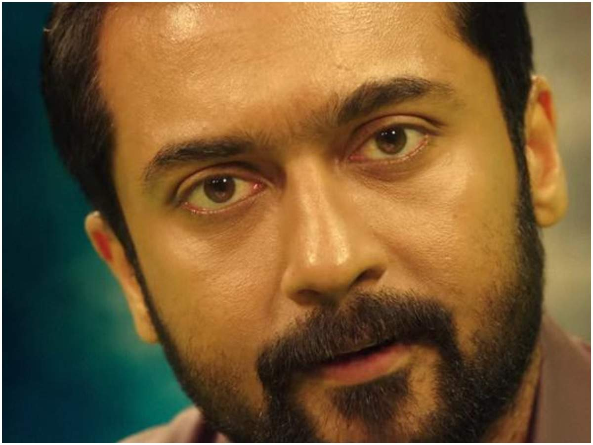 suriya Cinematograph Act 2021: 'Law is not about strangling the voice';  Actor suriya against center govt's proposed cinematograph act 2021
