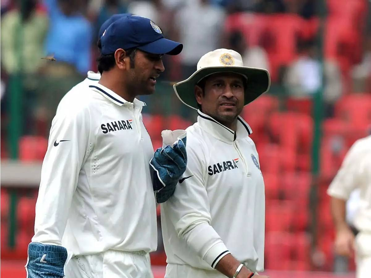 ms dhoni: MS Dhoni is Sachin Tendulkar's son to become a teacher !!  Cricket world shocked by application  – sachin tendulkar's son mahendra singh dhoni applies for teacher's post, fir to be lodged