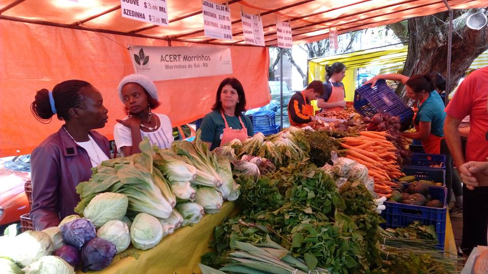 porto alegre - organic market