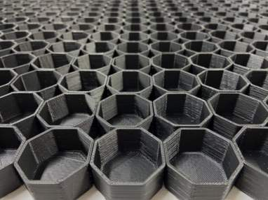 FDM 3D Printed Choke Cover
