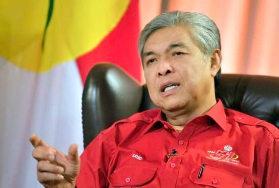 Speaker Dun: Umno sedia berunding dengan Pas dan PH, kata Ahmad Zahid
