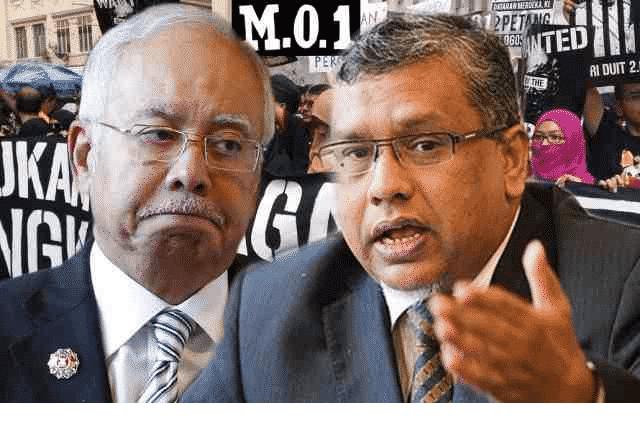 Siapa menipu, Najib atau sepupu Altantuya, tanya Hanipa