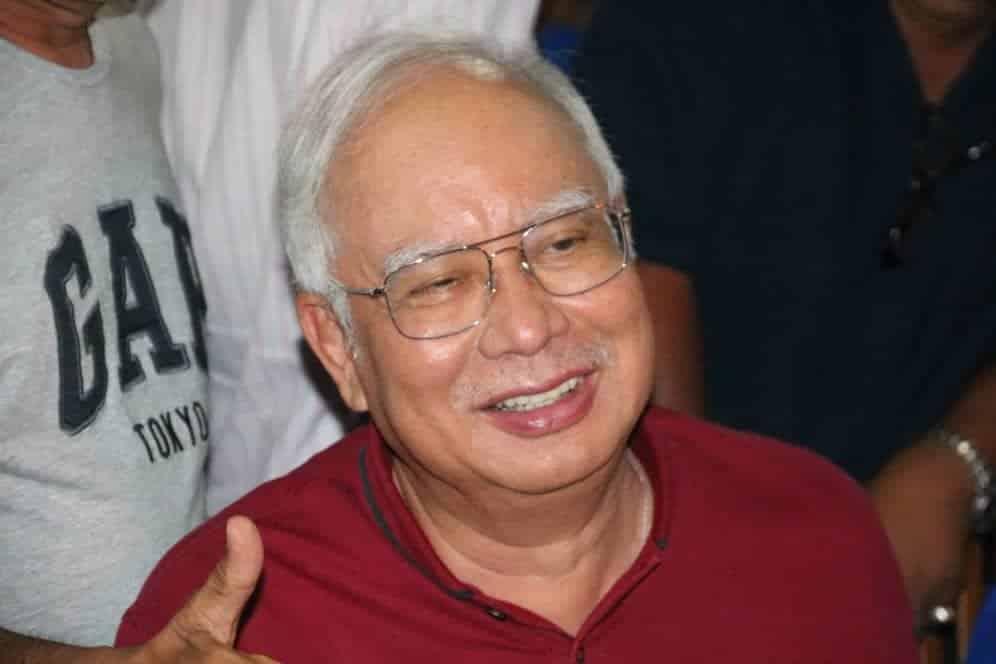 Kemenangan di Rantau bukti ramai silap pilih, anak muda bangkit, kata Najib