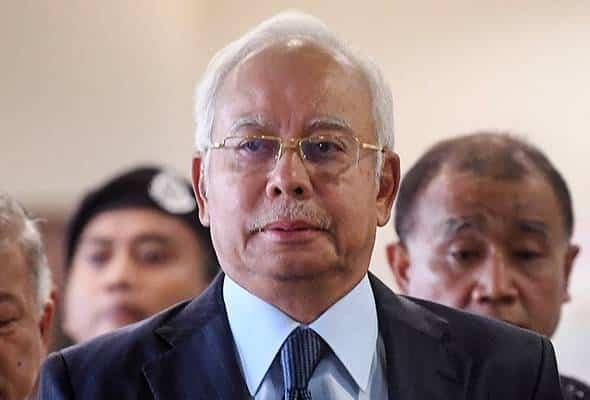 Najib gagal dalam rayuan akhir bagi menangguhkan perbicaraan 1MDB