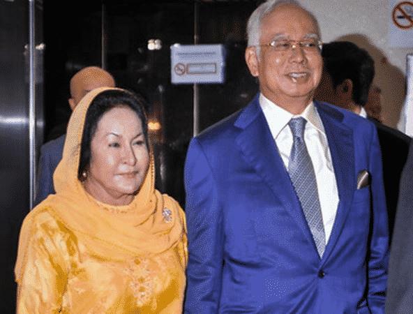 Najib, isteri dan anak perempuan fail notis untuk periksa barang sita