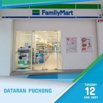 FamilyMart Sofuto Ice Cream Diskaun 25% @ Dataran Puchong