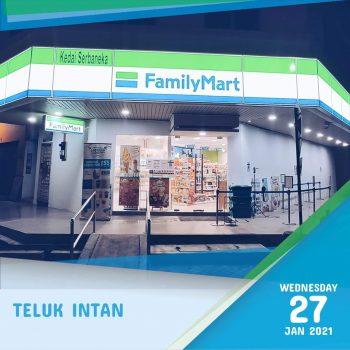 FamilyMart Sofuto Ice Cream Diskaun 25% @ Teluk Intan