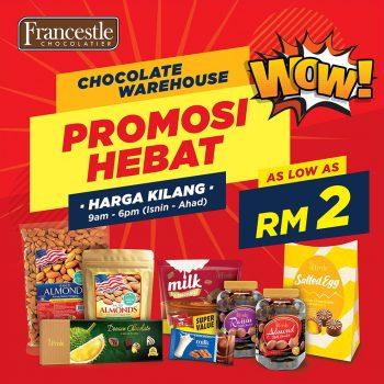 Outlet Kilang Coklat di Klang |  Promosi Besar-besaran dengan Harga Kilang