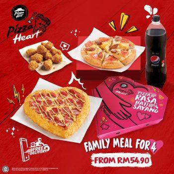 Promo Makan Pizza Hut untuk Februari - Mac 2021