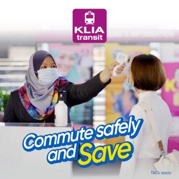 Tiket KLIA Ekspres dan KLIA Transit Diskaun 15% Tambahan