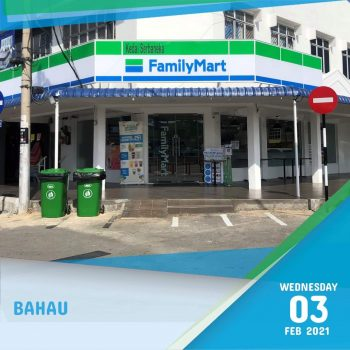 FamilyMart Sofuto Ice Cream Diskaun 25% Tambahan @ Bahau