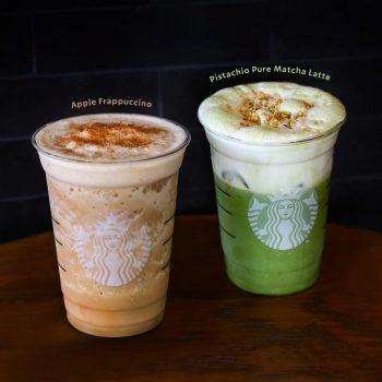 Ganjaran Berganda Ahli Starbucks