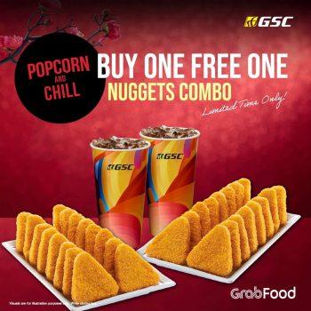 GSC BELI 1 Kombo Nuggets PERCUMA dengan harga RM10.90 sahaja
