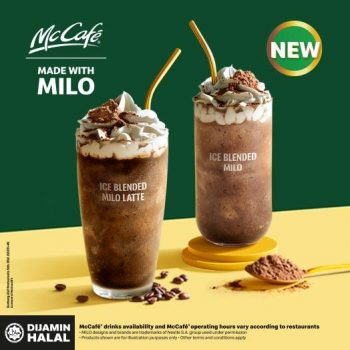 Ketika McCafe Bertemu Milo