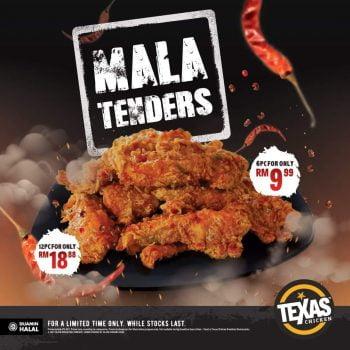 Tawaran Mender Tender BARU Texas Chicken