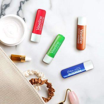 Penguji Percuma Terapi Bibir terbaru Vaseline
