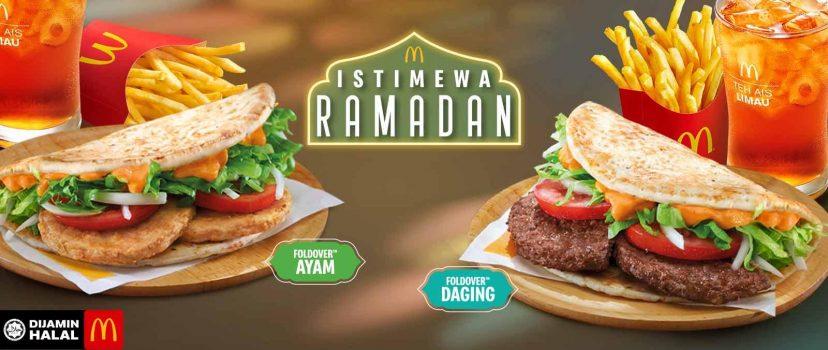 Promo Makan Istimewa Ramadan McDonald 2021