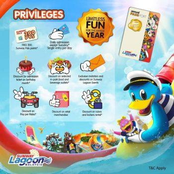 Pasport Sunway Lagoon 2021